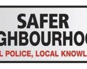 Harold Wood Safer Neighbourhood Police Team December 2019 Newsletter
