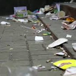 Litter Fines Increase from April 1st