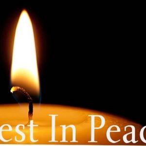 Funeral Arrangements - Bob Hale R.I.P