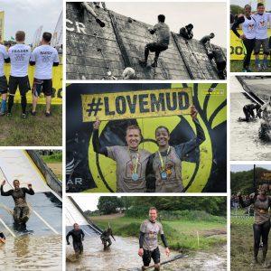 McDonalds Romford Nuclear Rush 12k Mud Run