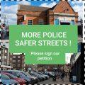 More Police, Safer Streets